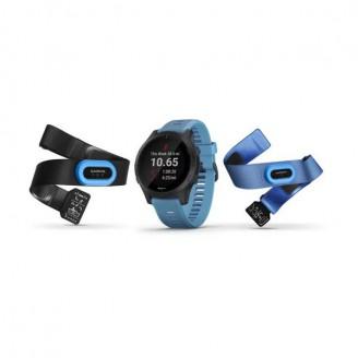 Garmin Forerunner 945 (триатлон) синий комплект HRM (010-02063-11)