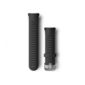 Ремешок сменный Garmin Forerunner 45 силикон, черный (010-11251-1Y)