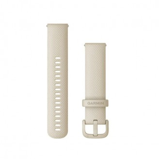 Ремешок сменный Garmin QuickRelease 20 силикон,песочный OEM (010-13021-04)