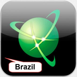 Карта для Навител - Бразилия 2016 Q1
