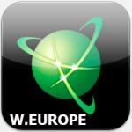 Навител - Западная Европа 2018 Q2