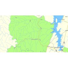 Нигерия. Дороги и Топография. v2