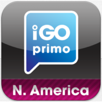 Карта для IGO Северная Америка 2017 Q1
