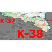 Квадрат K-37/ K-38/ K-39
