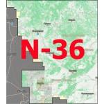 Квадрат N-36