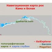 Кама - Белая