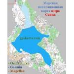 Озеро Сенеж (Сенежское озеро)