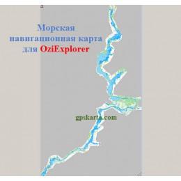 Волга. Казань-Саратов