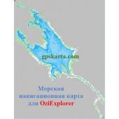 Рыбинское водохранилище (Глебово-Череповец-Ярославль)
