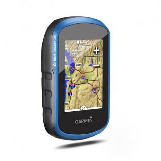 "Garmin eTrex Touch 25 + карта ""Дороги России. РФ. ТОПО"""