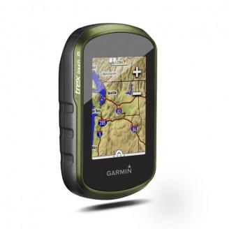 "Garmin eTrex Touch 35 + карта ""Дороги России. РФ. ТОПО"""