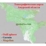 Амурская область для смартфонов, планшетов и навигаторов