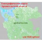 Архангельская область для смартфонов, планшетов и навигаторов