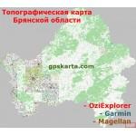 Брянская область для смартфонов, планшетов и навигаторов