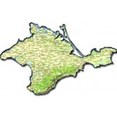 Крым Топографическая Карта для Garmin (JNX)