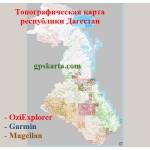 Дагестан для смартфонов, планшетов и навигаторов
