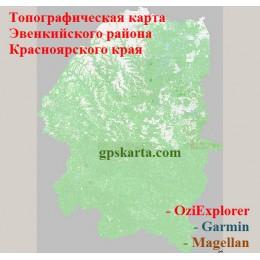 Эвенкийский район Красноярского края