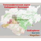 Кабардино-Балкария для смартфонов, планшетов и навигаторов