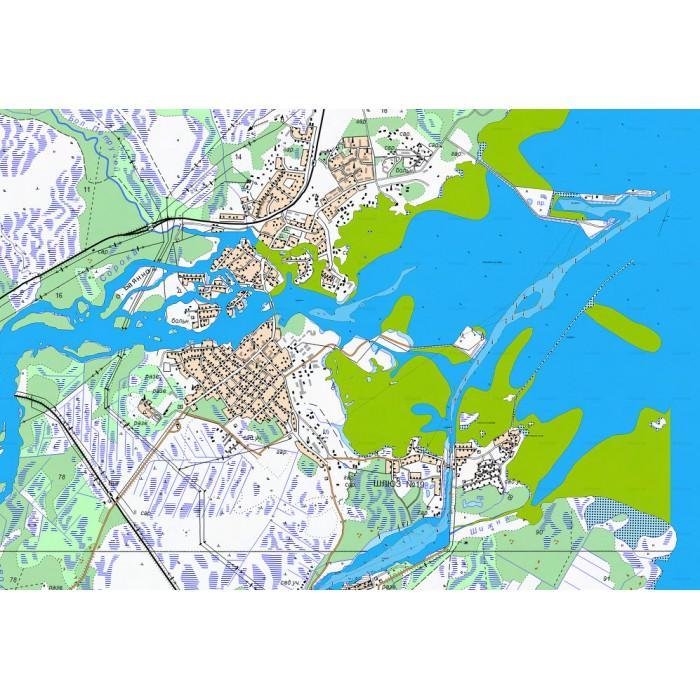 Карта карелии для garmin etrex 10