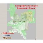 Кировская область для смартфонов, планшетов и навигаторов