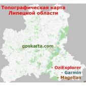 Липецкая область для смартфонов, планшетов и навигаторов