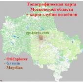 Московская область 2.0 для смартфонов, планшетов и навигаторов