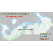 Ненецкий Автономный Округ для смартфонов, планшетов и навигаторов