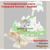 Северная Осетия для смартфонов, планшетов и навигаторов