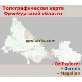 Оренбургская область для смартфонов, планшетов и навигаторов
