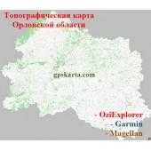 Орловская область для смартфонов, планшетов и навигаторов
