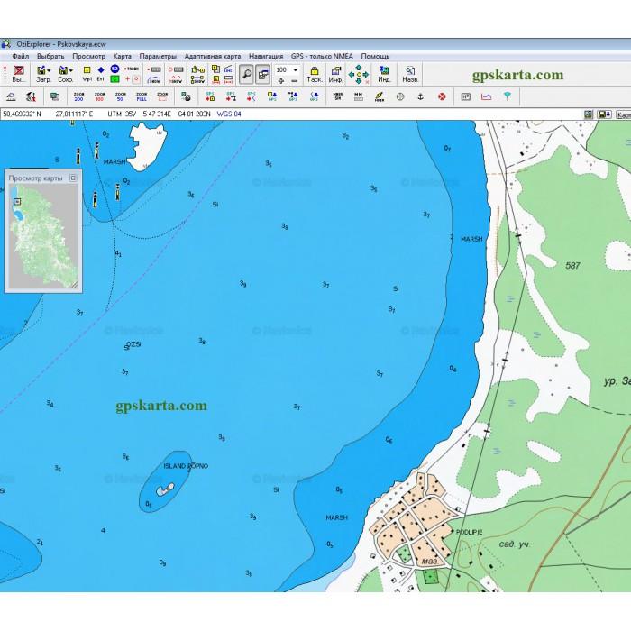 Garmin самарская область 250 подробная топографическая карта.