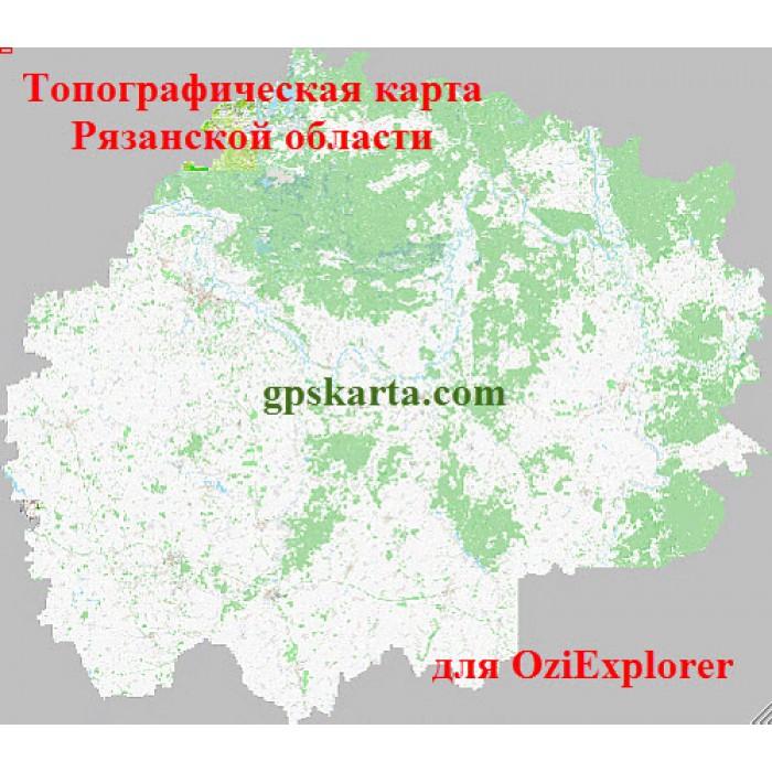 Wig карты польские 250 м. Квадрат p51-s37-g.