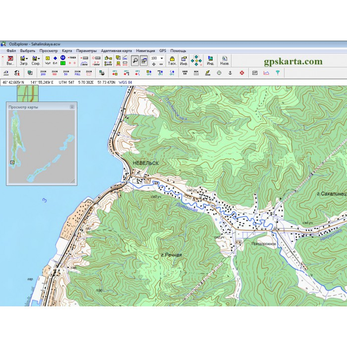 Топографические Карты Для Андроид