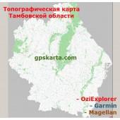 Тамбовская область для смартфонов, планшетов и навигаторов