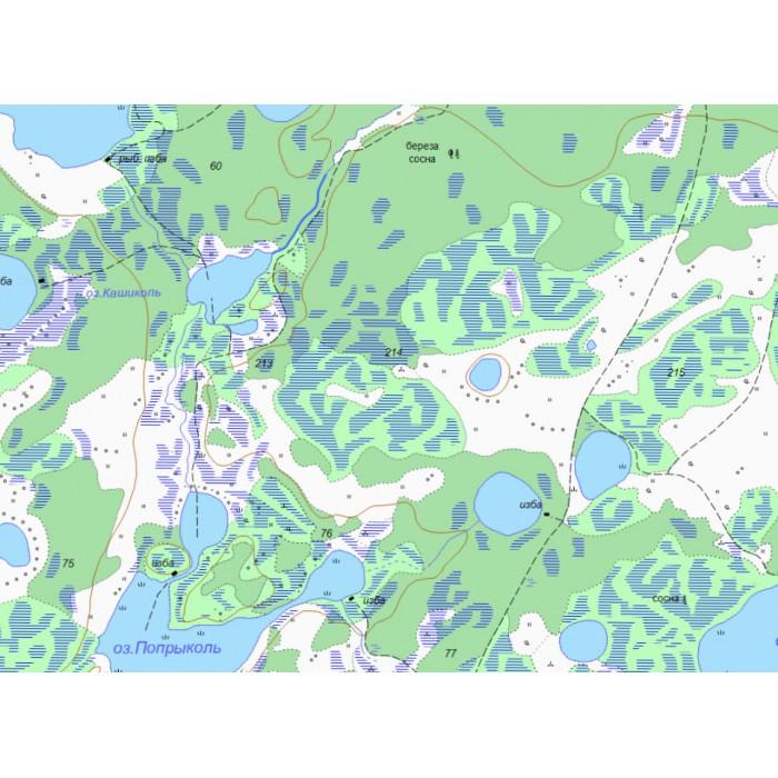 Скачать карту тюменской области на компьютер
