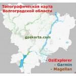 Волгоградская область + глубины 2.0 для смартфонов, планшетов и навигаторов