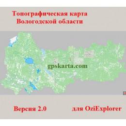 Вологодская область 2.0