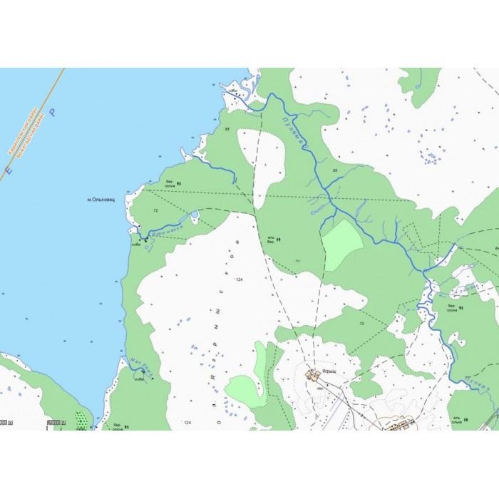 Карту вологодской области для garmin etrex 10