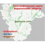 Воронежская область для смартфонов, планшетов и навигаторов