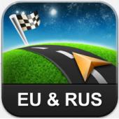 Sygic Европа и Россия