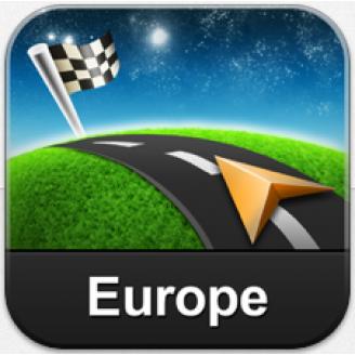 Sygic Европа