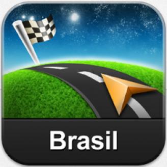 Sygic Бразилия