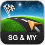 Sygic Сингапур и Малайзия