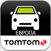 TomTom Европа 1005