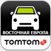 TomTom Восточная Европа 950