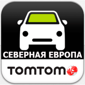 TomTom Северная Европа 950