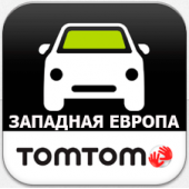 TomTom Западная Европа 950