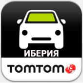 TomTom Иберия 950
