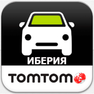 TomTom Иберия 950 (Испания, Португалия, Гибралтар, Андорра, Канарские острова)