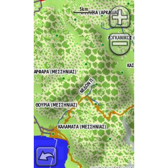 Карта для Garmin - Эллада (v 2015B.1)